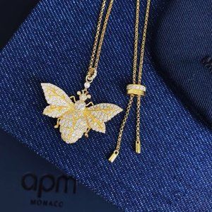 Apm Monaco Bumblebee Necklace